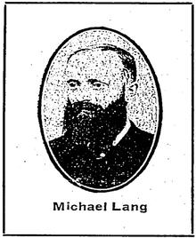 Photo from Mandan News December 8, 1911