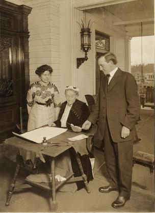 Library of Congress File - National Women's Party Collection