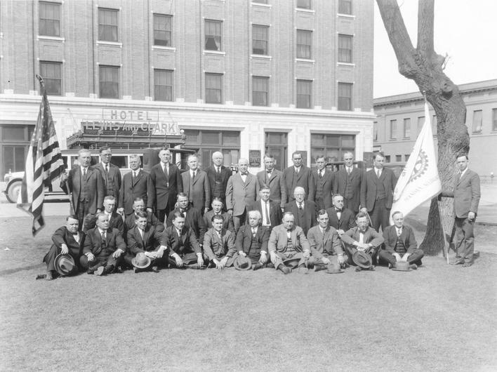 Rotary Club Members - Undated